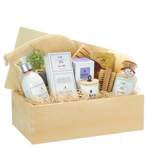 Luxury Spa Gift Baskets Delivery
