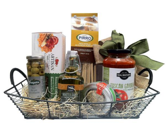 Mother's Day Italian Gift Baskets