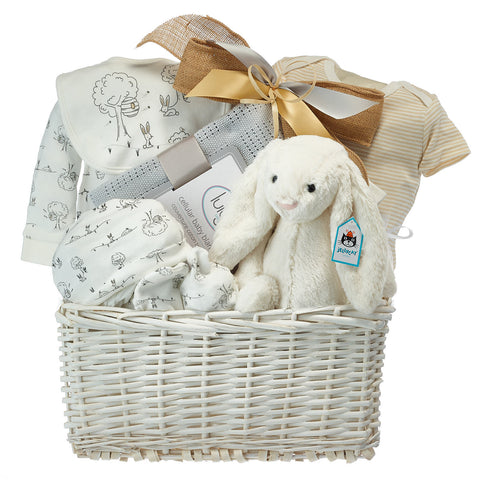 Neutral Baby Baskets Canada Delivery