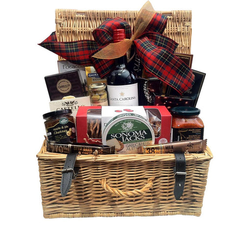 Picnic wine gift set