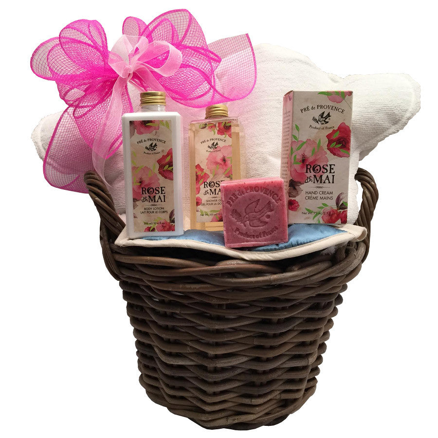 Natural Beauty Spa Gift Basket - SOLD OUT | MY BASKETS