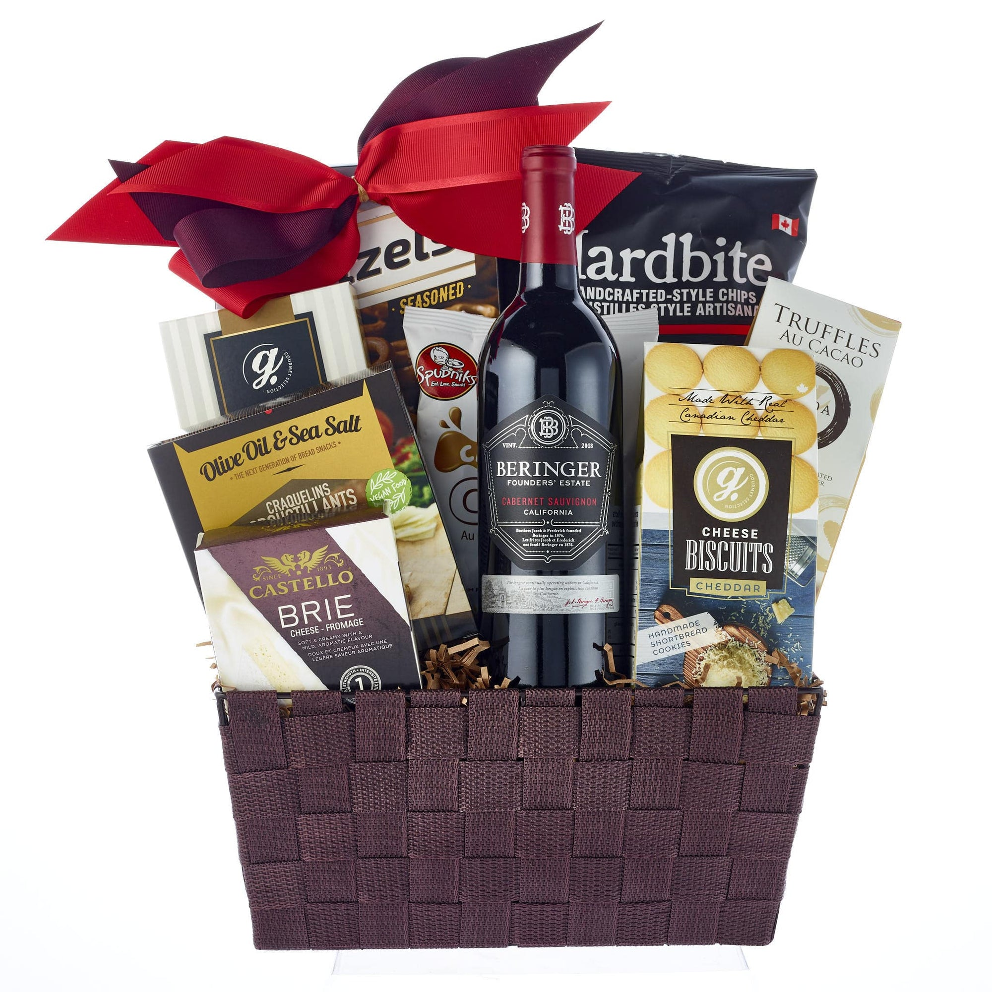Premium Wine and Cheese Gifts