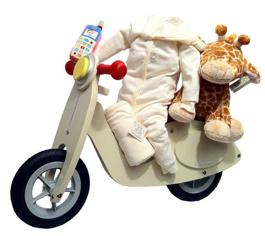 Scooter baby gift