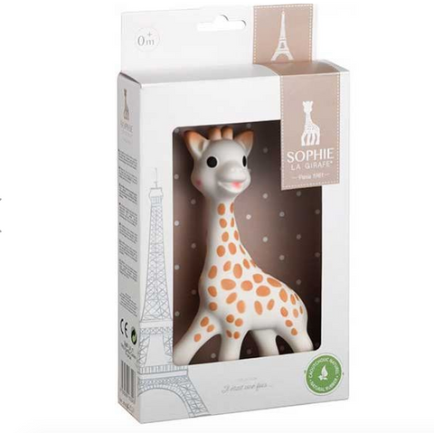 Sophie Giraffe Toy For Newborn Baby