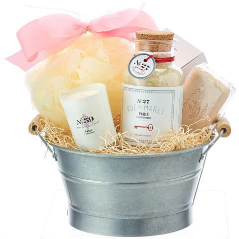 Spa Items For Gift Baskets
