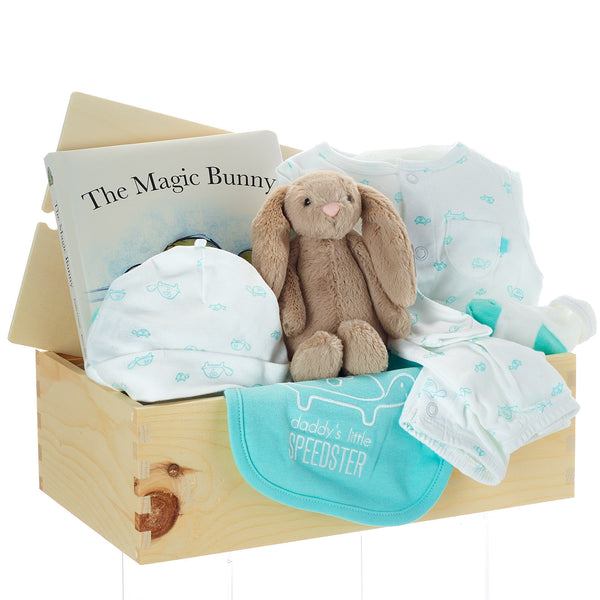 Newborn Baby Girl Gift Box