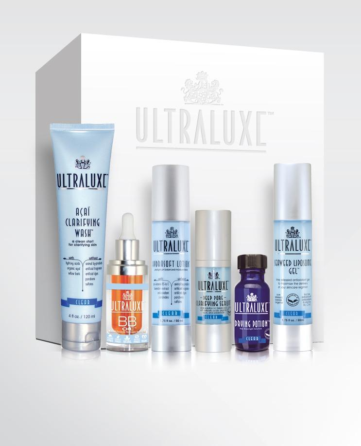 Clear Skin Regimen Kit – Plus