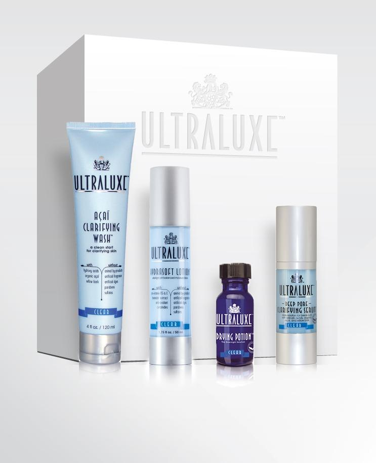 Clear Skin Regimen Kit – Standard
