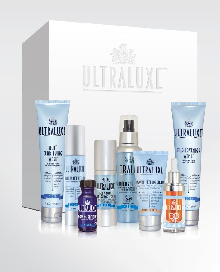 Clear Skin Regimen Kit– Advanced