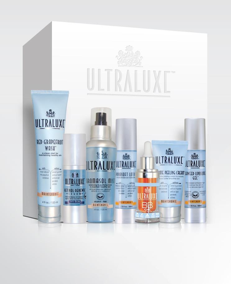 Skin Maintenance Regimen Kit – Plus
