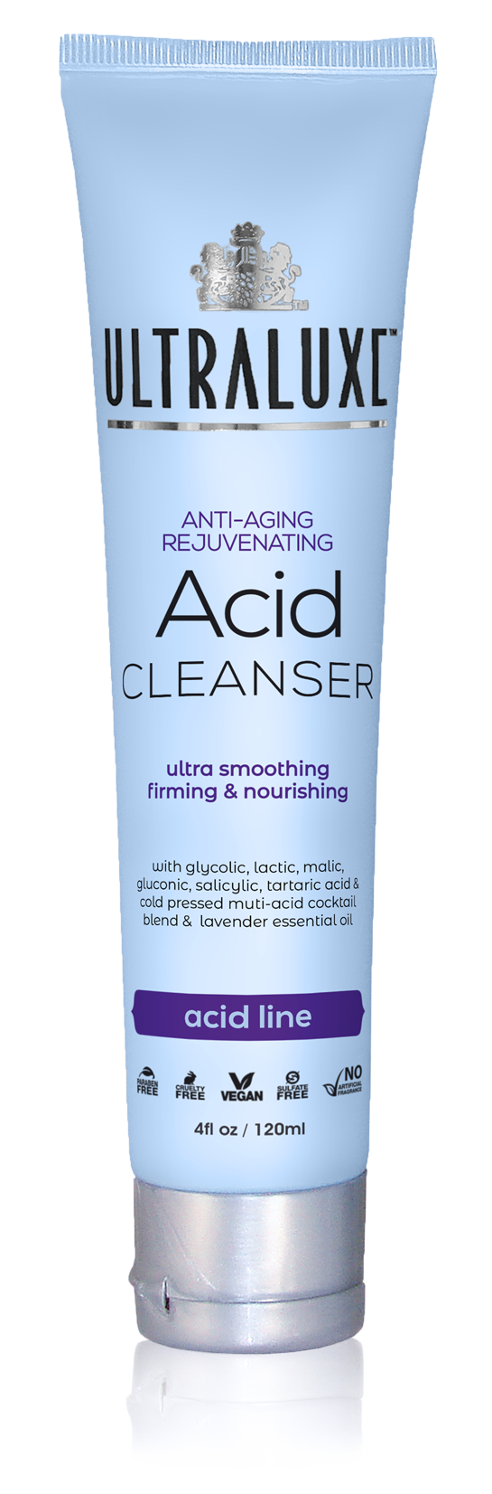 Anti-Aging Rejuvenating Acid Cleanser