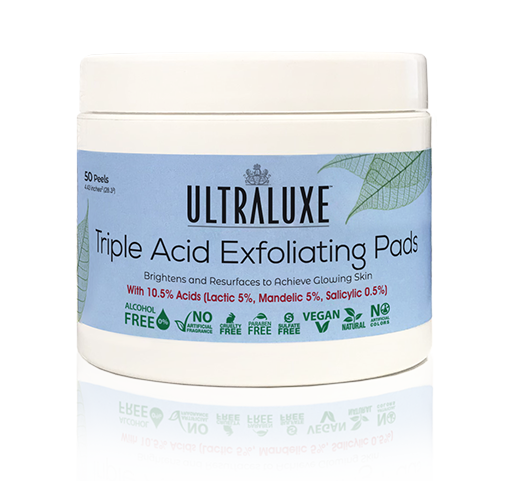 Triple Acid Exfoliating Pads
