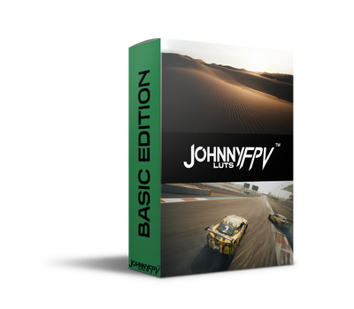 Johnny FPV™ LUTS (Basic Edition) - FPV LUTs