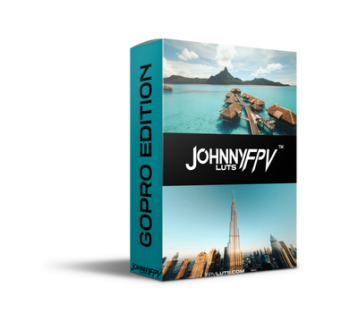 Johnny FPV LUTS GoPro Edition Pack by Johnny FPV and Jake Irish @jakeirish_