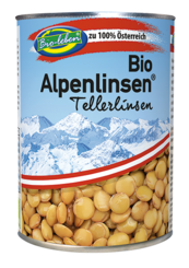 Bio- Tellerlinsen - Kaufdahoam.at