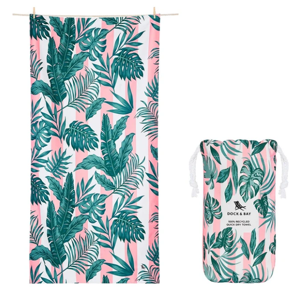 BOTANICAL TOWELS