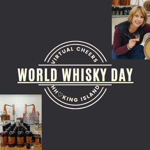 What in the world is it about Whisky today?