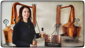 Since 2013 Heidi had a dream to become an Artisanal Distiller