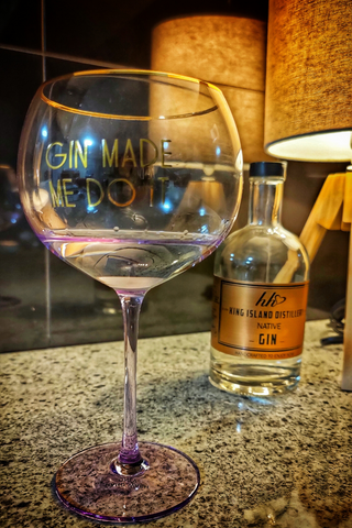 Gin Made Me Do It.  Visit King Island tips on how to get to king island what to do on King Island and visit king island distillery