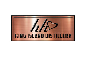 hh♡ King Island Distillery Tasmania Made on King Island Heidi Weitjens fulfilling the dream of capturing the taste of our King Island Spirit in a bottle handcrafts her Spirits in custom made Pot Stills called 'Copper Angels'. Located at 40 Degrees South.