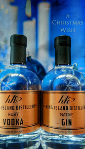 In the Spirit of Christmas King Island Distillery Spirits Tasmania