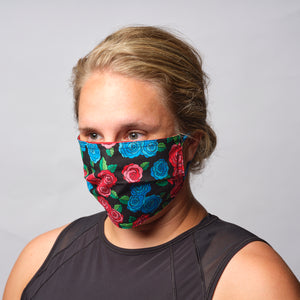 Rosey Face Mask