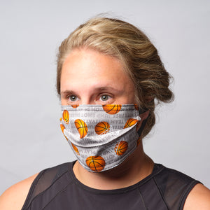 Shoot and Score Face Mask