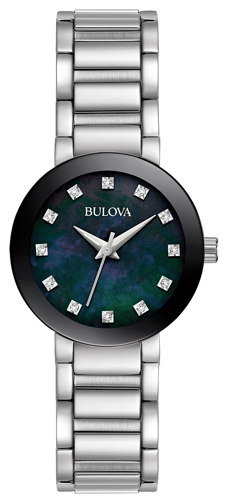 Ladies Bulova Futuro Watch E31996P172