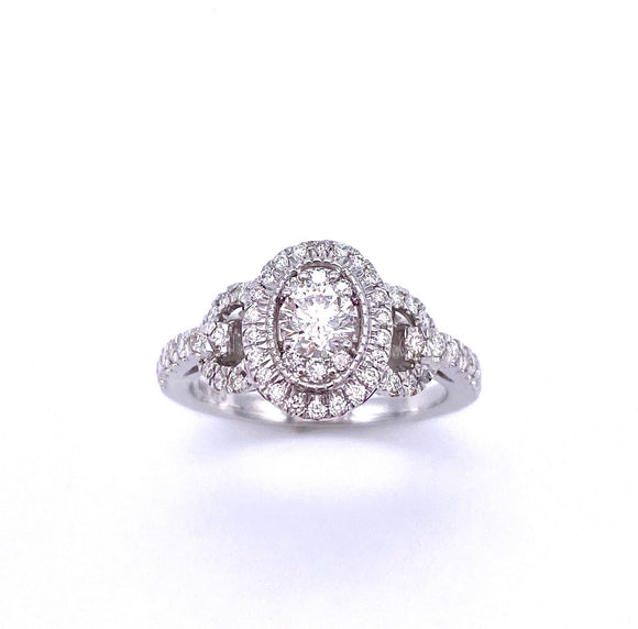 Diamond Engagement Ring A809BE52458