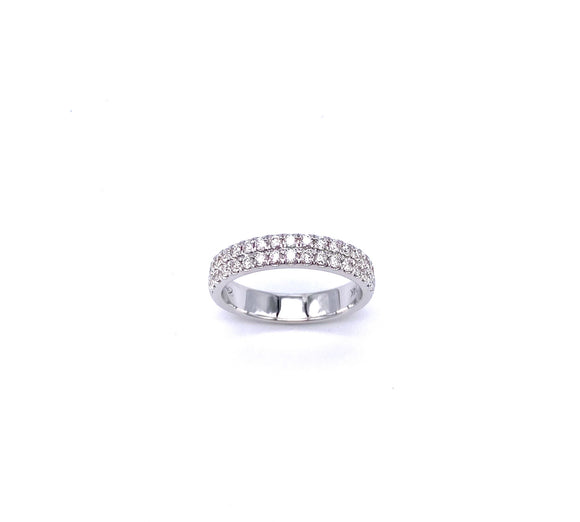 Coast Diamond Double Row Diamond Band A038WC6144H