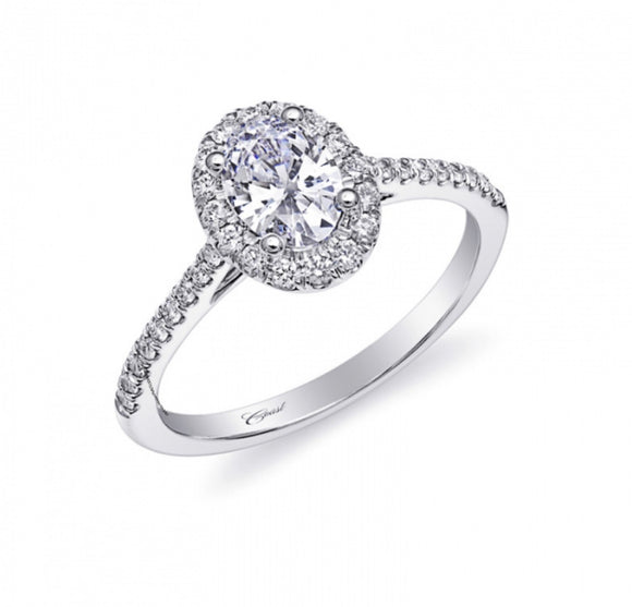 Coast Diamond Engagement Ring A038LC10233