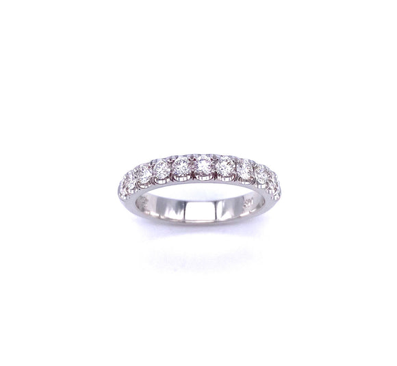 Diamond Band in 14K White Gold A038WZ5001H75