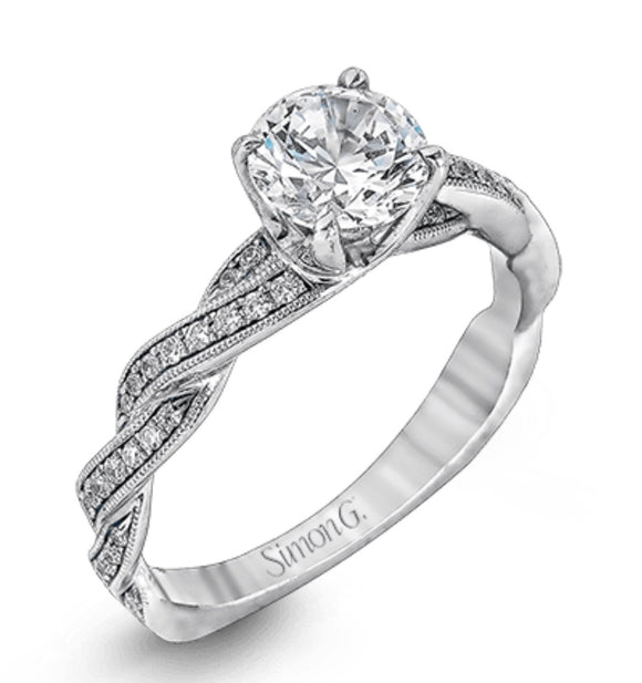 Simon G Engagement Ring A846MR1498