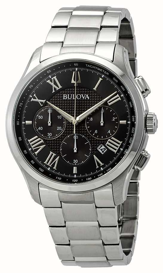 Men's Bulova Watch E31996B288