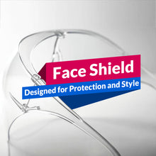 Load image into Gallery viewer, Face Shield - Designed For Protection And Style