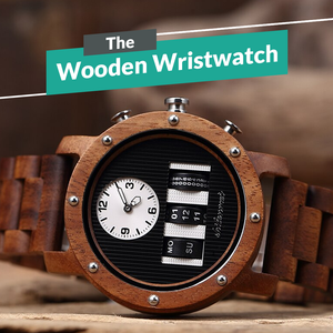 The Wooden Wristwatch