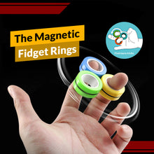 Load image into Gallery viewer, The Magnetic Fidget Rings