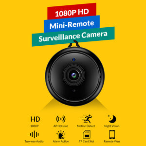 1080P HD Mini-Remote Surveillance Camera