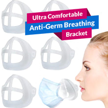 Load image into Gallery viewer, Ultra Comfortable Anti-Germ Breathing Bracket -【70% OFF CYBER WEEK SALE】