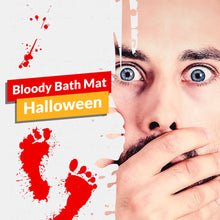 Load image into Gallery viewer, Bloody Bath Mat - Halloween