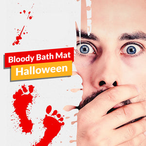 Bloody Bath Mat - Halloween
