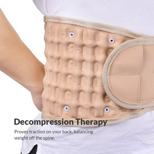 Lumbar Decompression Belt