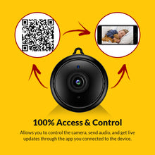 Load image into Gallery viewer, 1080P HD Mini-Remote Surveillance Camera