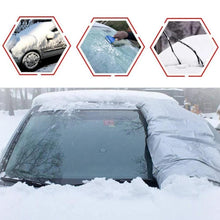 Load image into Gallery viewer, Snow Windshield Cover - 50% OFF Pre-Christmas Sale!