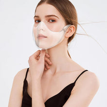 Load image into Gallery viewer, Anti-Fog Clear Face Mask - 50% OFF Pre-Christmas Sale!