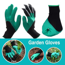 Load image into Gallery viewer, Green Thumb Garden Gloves