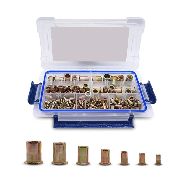 The All Set - Easy Automatic Rivet Tool Set