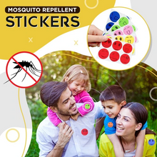 Load image into Gallery viewer, Magic Mosquito Repellent Stickers - 60 Pack