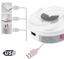 Load image into Gallery viewer, The World's Best USB Silent Fly Trap -【70% OFF CYBER WEEK SALE】