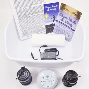 The Ionic Foot Detox Spa -【70% OFF BLACK FRIDAY SALE】